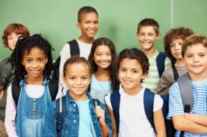 elementary-school-children